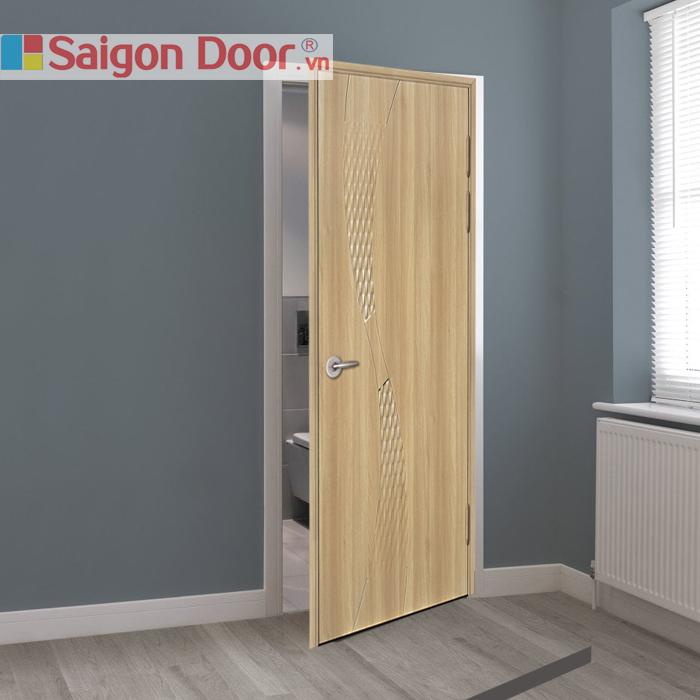 Saigondoor chuyên thi công báo giá cửa nhựa cách âm Sóc Trăng